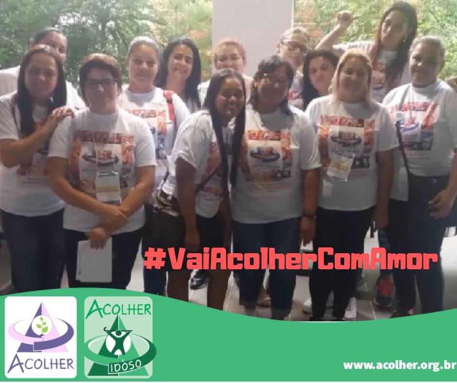 Programa de Voluntariado Acolher Idoso